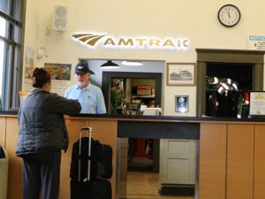 Vancouver, Washington, Amtrak Station