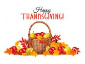 Happy Thanksgiving